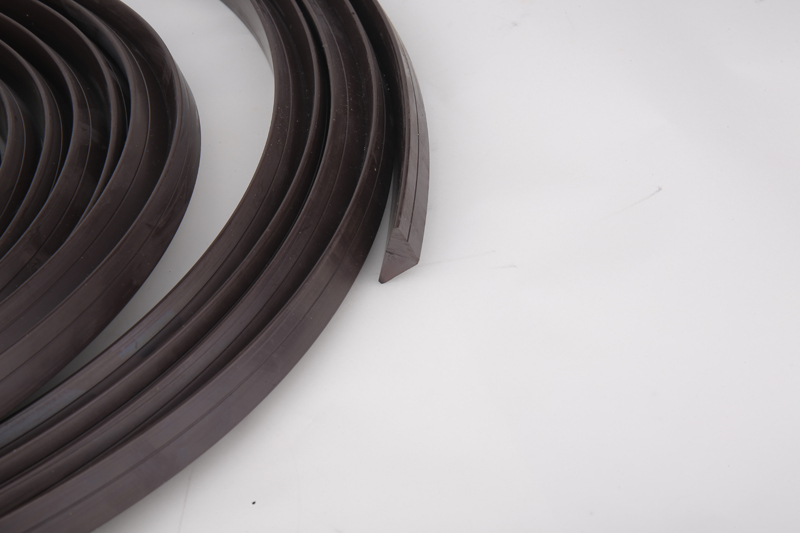 Rubber Triangular Magnetic Chamfer Strip 8X8mm/10x10mm/15x15mm/20x20mm