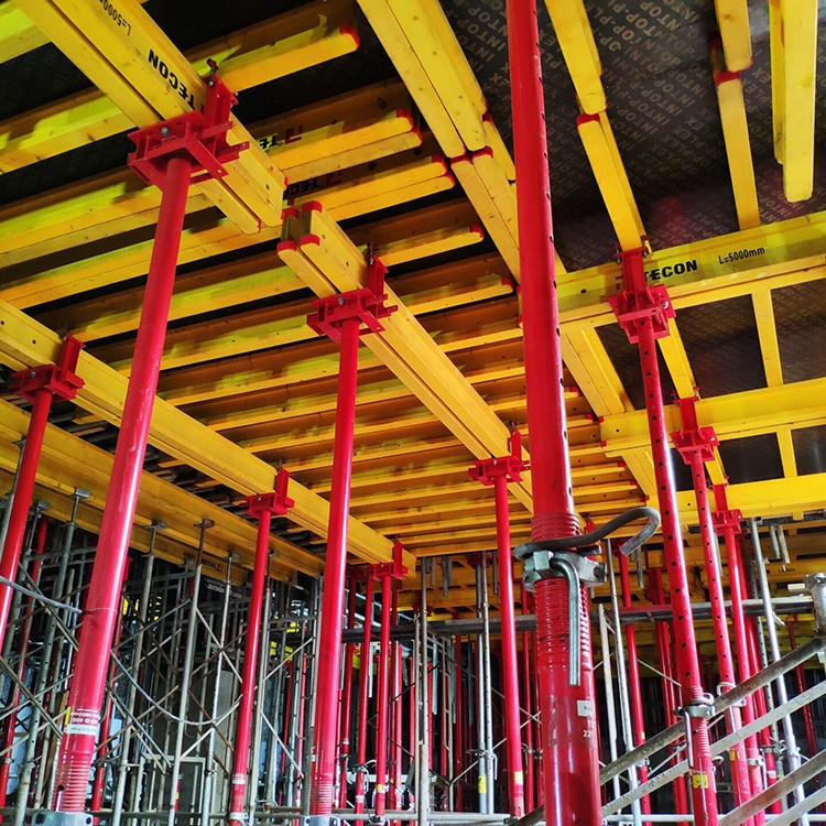 Timber Beam Formwork